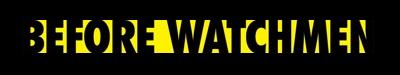 Watchmen Comic Book Series