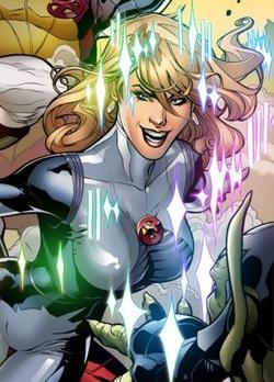 Dazzler Marvel Character