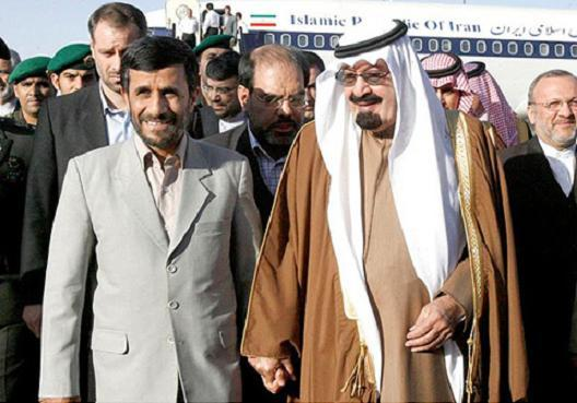 Middle Eastern dictators