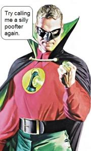 DC gay character