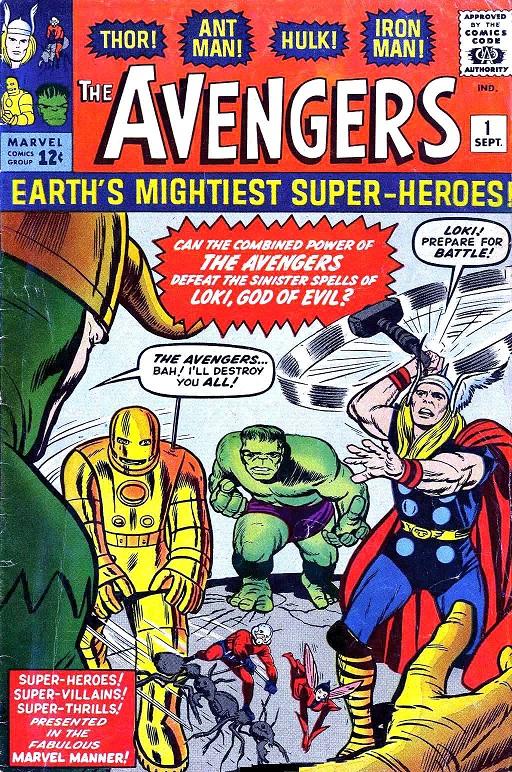 The Avengers: Marvel Comics