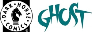 Dark Horse Comics Logo for Ghost