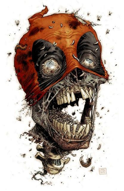 Marvel Zombieverse