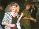 1980s New Wave Dancing