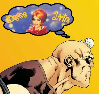 Deee-Lite DJ Band