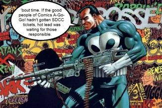 Marvel Comics Punisher