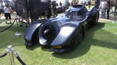 Batmobile from Batman (1989) and Batman Returns (1992)