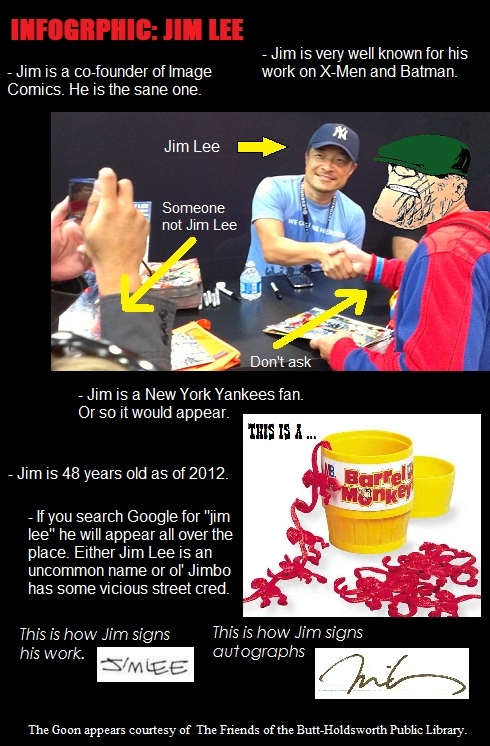 Jim Lee, comic book artist