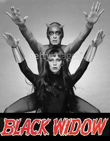 Angela Bowie and Ben Carruthers
