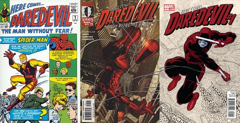 Daredevil Marvel Comics