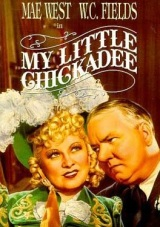 Mae West and W.C. Fields