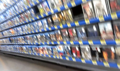 DVDs and Blu-rays