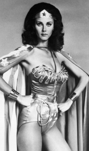 Woman Woman played by Lynda Carter