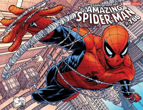 Joe Quesada, Spider-man
