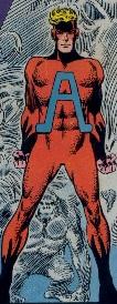 Animal Man comic book character