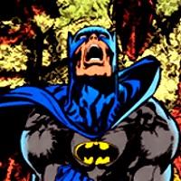 Batman Mourning