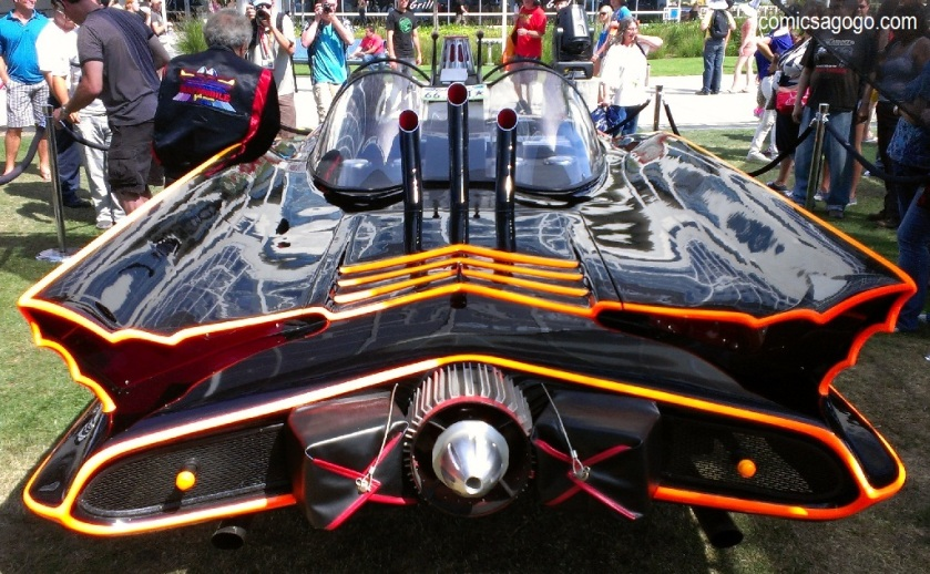 Batmobile, George Barris