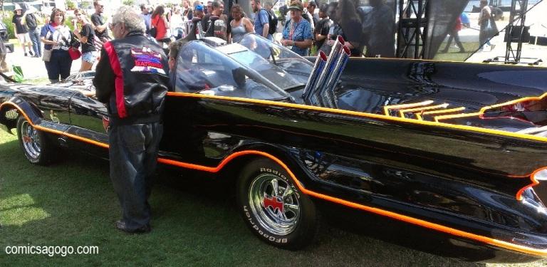 Batmobile, George Barris