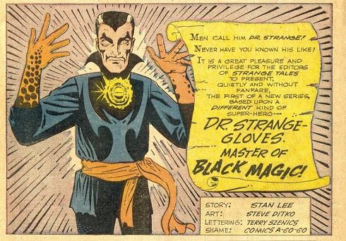 Marvel Comics Characters
