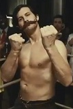 Boxer from Heineken commercial
