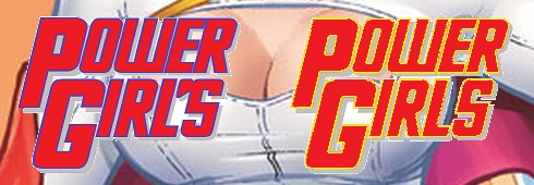 Power Girl, comic book character