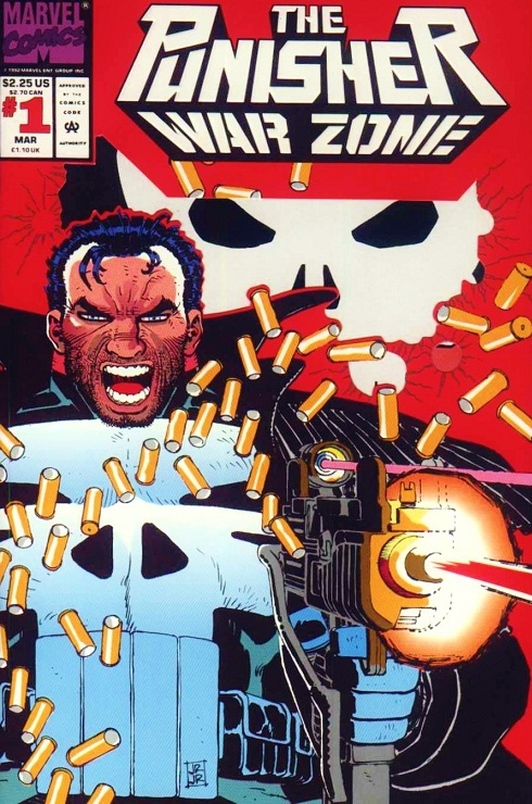The Punisher War Zone (1992 series)