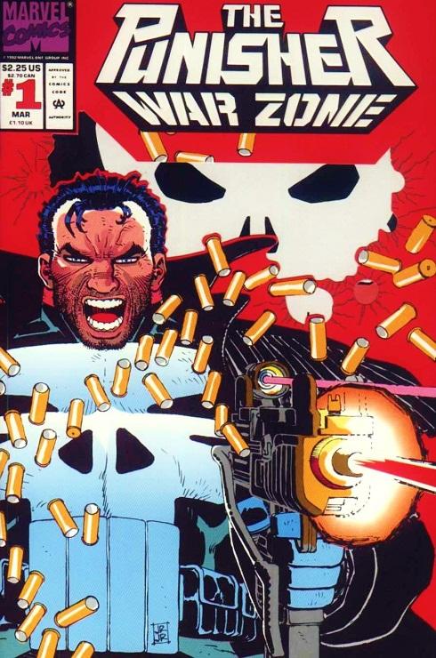 The Punisher War Zone (1992 series)