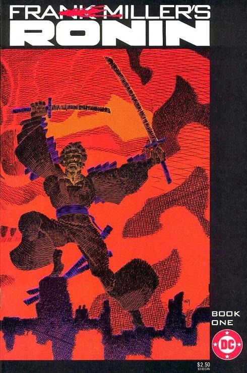 Frank Miller, comic book
