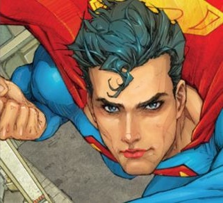 Superman is beautiful