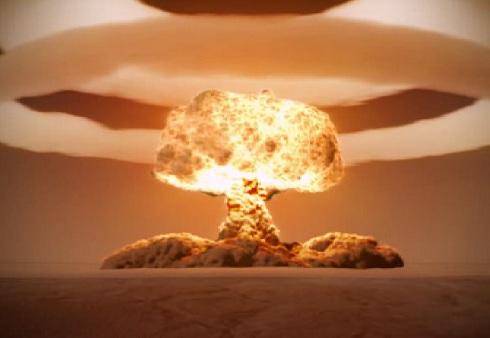 Russian Nuclear Bomb