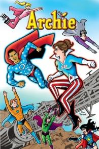 Archie Comics, political humor