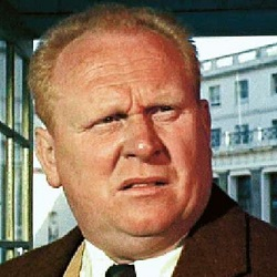 James Bond Villain: Auric Goldfinger in the movie Goldfinger