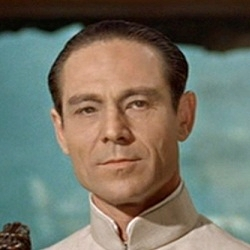 James Bond Villains: Dr. No in the movie Dr. No