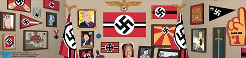 Family Guy, Nazi Satire