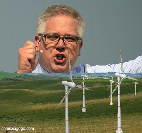 Glenn Beck criticizes alternative energy pundits