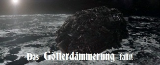 Götterdämmerung from Iron Sky movie