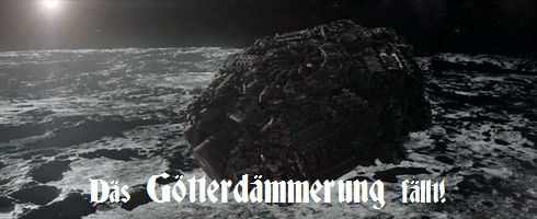 Götterdämmerung from Iron Sky movie