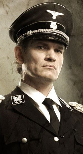 Götz Otto, actor