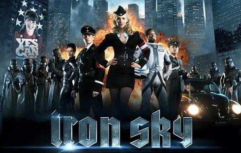 Iron Sky 2012 Movie, Nazis in Space