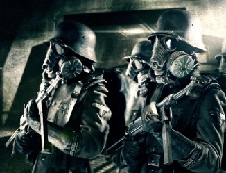 Iron Sky Movie, Nazi Stormtroopers