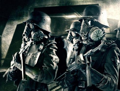 Iron Sky Movie, Nazi Stormtroopers