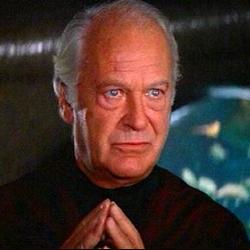 James Bond Villain Karl Stromberg from the movie The Spy Who Loved Me