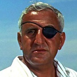 James Bond Villain: Emilio Largo from the movie Thunderball