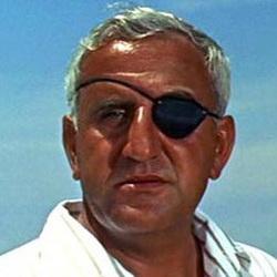 James Bond Villain: Emilio Largo from the movie Thunderball