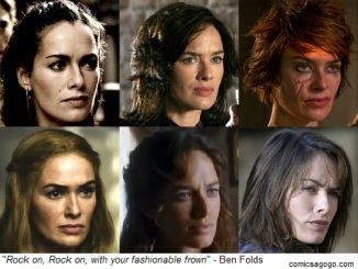 Lena Headey, actress