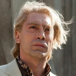 James Bond Villain: Raoul Silva in the movie Skyfall