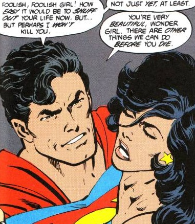 Superman is a bad superhero. He deserves to die. Again.