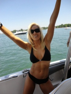 Fox News Girl, Anna Kooiman, in a bikini
