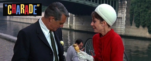Movies that are worth seeing multiple times: Charade!