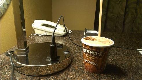 Dreyer's Chocolate Ice Cream